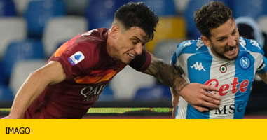 AS Roma – SSC Napoli - 21.03.2021